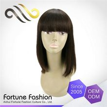 Customizable Can Be Dyed Glueless 100% Malaysian 0.2 Hard Full Lace Wig