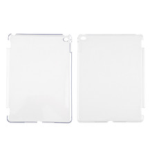 New Crystal Clear Hard PC Plastic Back Case Cover Slim Shell For Apple For iPad Air 2 Wholesale