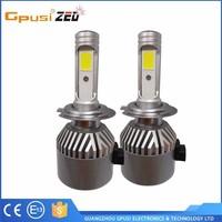 Gpusi High-End Handmade Higher Efficiency Car Parts Taiwan Hid Lights For Trucks H7