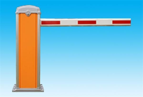 Crash Resistant Steel Boom Barrier