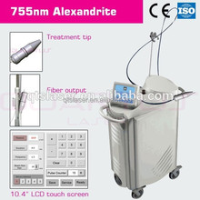 Manufactory Candela GentleLase 755nm hair removal alexandrite laser alexandrite puls nd yag laser for tattoo removal&hair remova