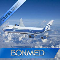 Air Freight, Air Cargo, Air Shipping from China to Italy----Bella SKYPE:bonmedbella
