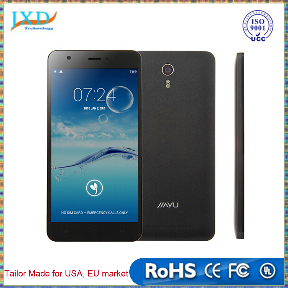 5.5 Inch Custom Android Mobile Phone MTK6752 Octa Core Phone JIAYU S3