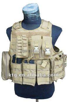 tactical vest,military vest,combat gear vest for army