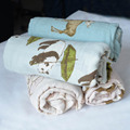 mix color multi-use Super soft muslin swaddle