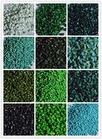 Plastic & Rubber Pigment Usage color masterbatch