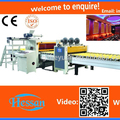 embossing machine/relief plate production line