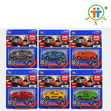 most popular speed race 1:55 diecast pull back toy car model metal for kids
