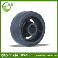Wholesale china factory small pneumatic rubber wheel
