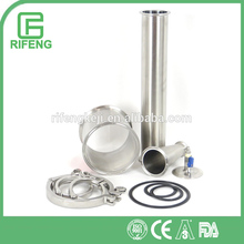 Sanitary Stainless Steel Tri-Clamp Spool/ Reducer/ Clamp Pipe Fitting Extractor Parts