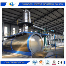 Hot Sale Furnace Oil Distillation Plant, Pyrolysis Oil Refining Machine