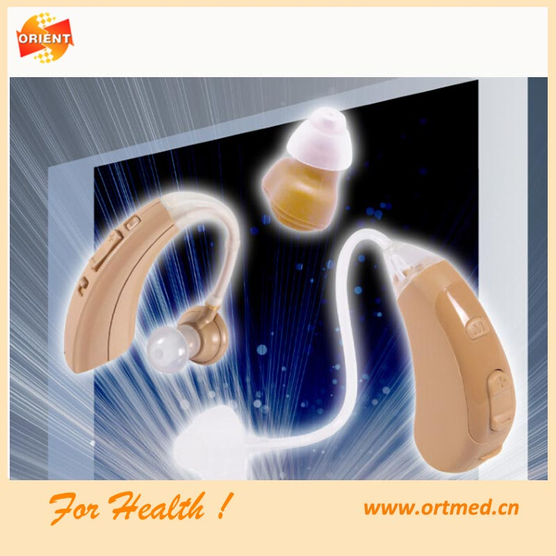 Made-in-china new design digital hearing aid