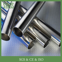 316L seamless stainless steel tubing polish finished 600G