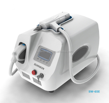 Popular q-switch nd yag laser eyeline and eyebrow removal / mini laser(SW-65E)