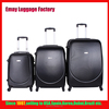 2017 ABS luggage set Best abs travel luggage travel trolley luggage bag