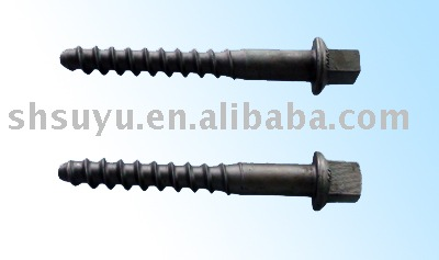 coach screws used in railway construction for sale