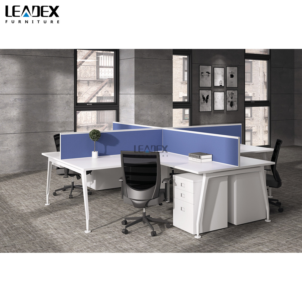 Latest Design 36 Seater Office Workstation With Desk Partition