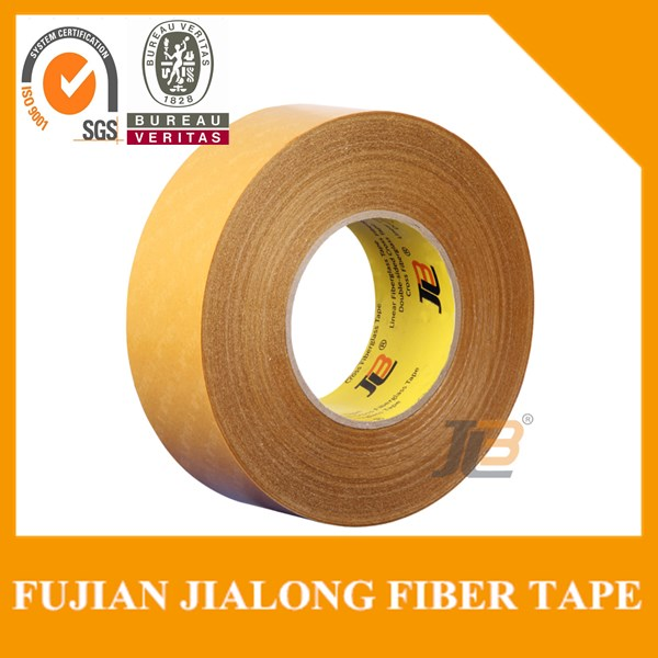 JLW 315 free samples fiberglass reinforced adhesive double face tape for carpet joint