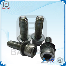 precision stainless steel material anti-theft bolt and nut