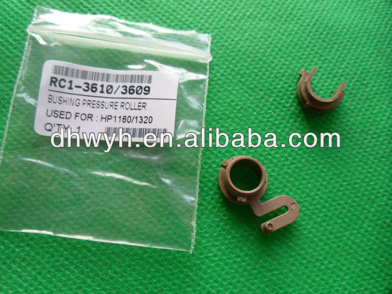 Pressure Roller Bushing Lower Roller Bushing for HP P2015 RC1-3609-000 RC1-3610-000