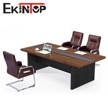 2016 modern office furniture oval meeting table designs