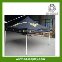 3x3m Advertising gazebo tent, Black pop up tent