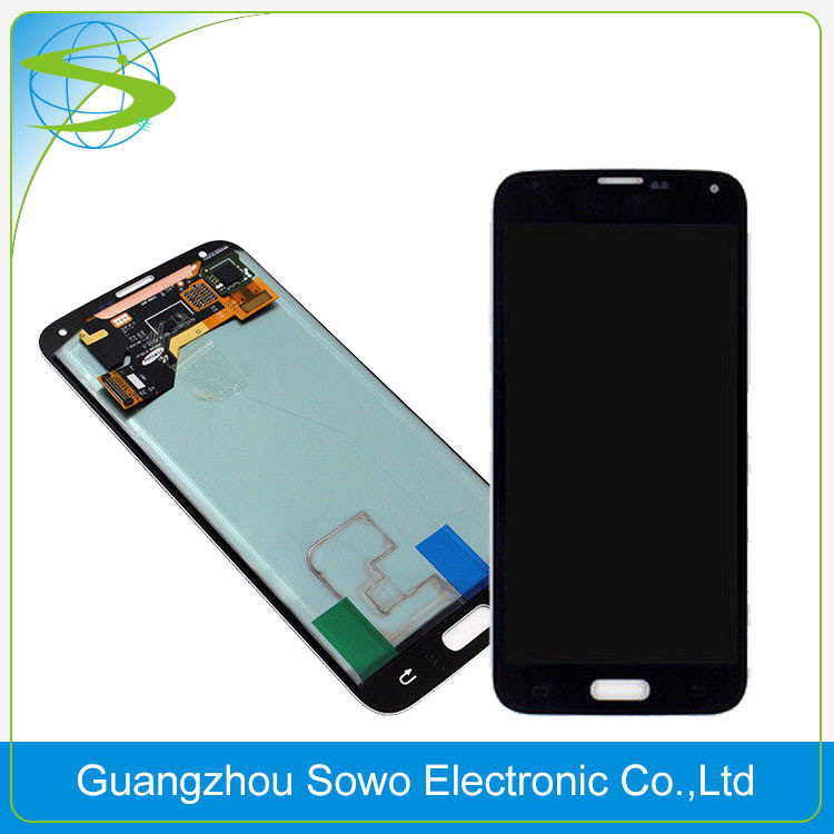 New arrival sapphire replacement lcd screen for samsung galaxy s5,for samsung galaxy s5 lcd screen assembly