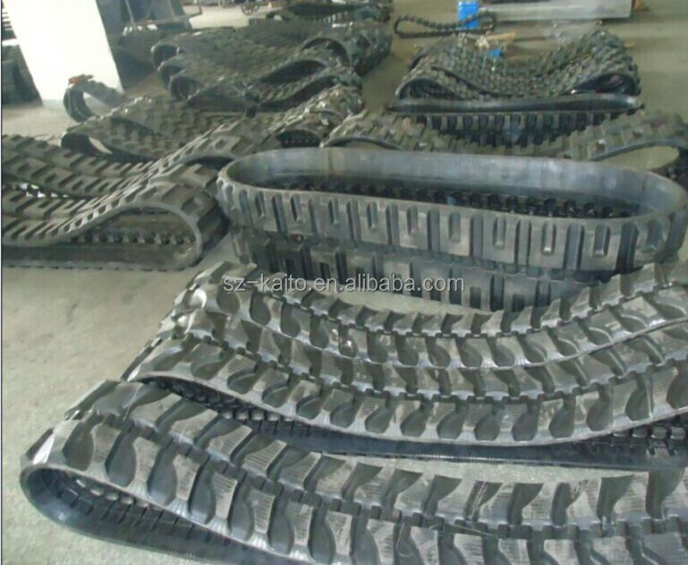 300X52.5 RUBBER TRACK ENGINEERING TRACK