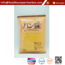2017 hot sale high quality japanese panko halal breadcrumbs