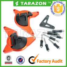 TARAZON brand high quality engine slider for ktm duke 200 390 european bike