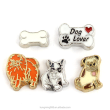 Different disign jewelry Dog theme charms