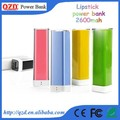 Shenzhen portable power source mobile led emergency power pack