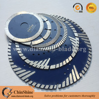 China sintered diamond disc for angle grinder for cutting stone and concrete