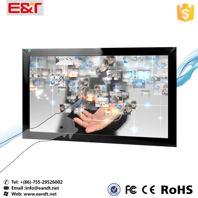 18.5 Inch USB Infrared touch screen for Kiosk/Advertising Machine/