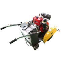 concrete asphalt cutter electric saw cutting machine