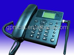 GSM Wireless Fixed Phone with SIM cards