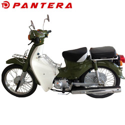 50cc 70cc 90cc China Cub Motos Four Stroke Gasoline Mni Motorcycle For Sale