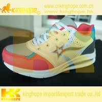 fashion design sport shoes for lady