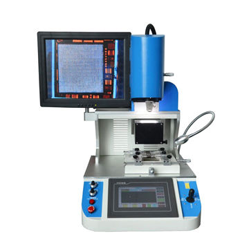 High precision bga repair machine WDS-700 auto bga rework station 2 heaters bga rework station for small motherboards repair