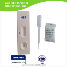Best-selling product/ For in vitro Diagnosis Use/One Step(MET) Methamphetamine Rapid Test with high precision