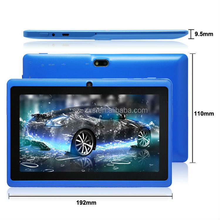 Zhixingsheng 7 inch mid touch tablet free games download ZXS-Q88
