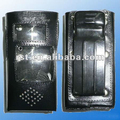 walkie talkie leather case GP2000 two way radio carry case