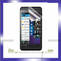 Wholesale!! Clear Screen Protector For Blackberry Z10/STL100-3/100-4 Individual Packing