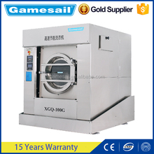 Professional garment cleaning equipment 100kg industrial laundry washing machine
