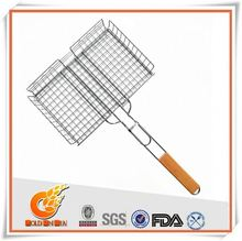 Different shape one time use bbq grill(GIS40867)
