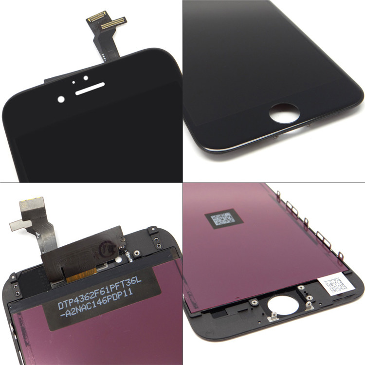 Factory wholesale LCD Replacement for iPhone 6 LCD screen assembly