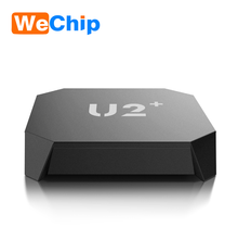 4k tv box Android Nougat 7.1 Tv box U2+ Amlogic s905x 1gb 8gb from JoinWe