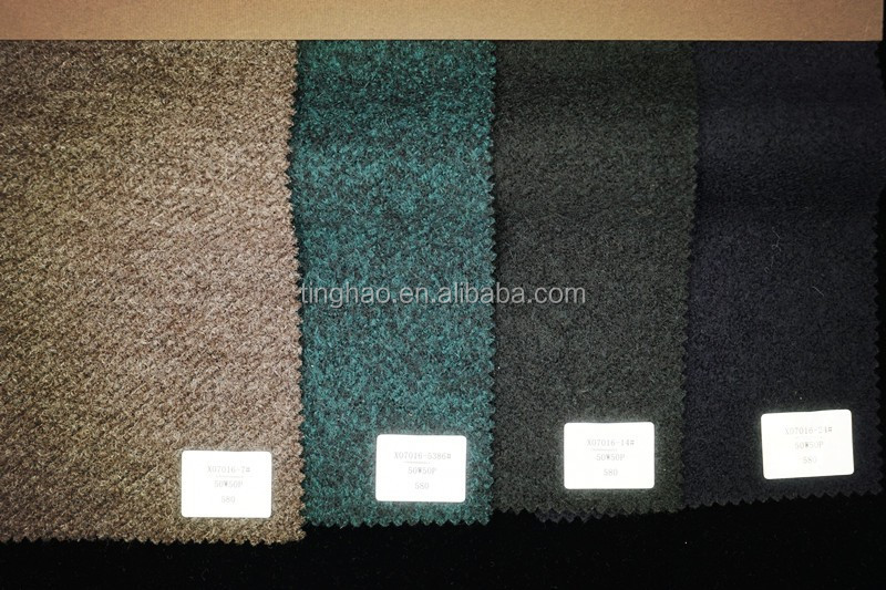 Best price wool knitting fabric textiles for mens suits