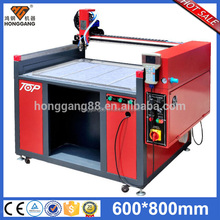 high speed 600x800mm IPAD bag inside part gluing machine great