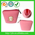 Fashion design silicone coin wallet